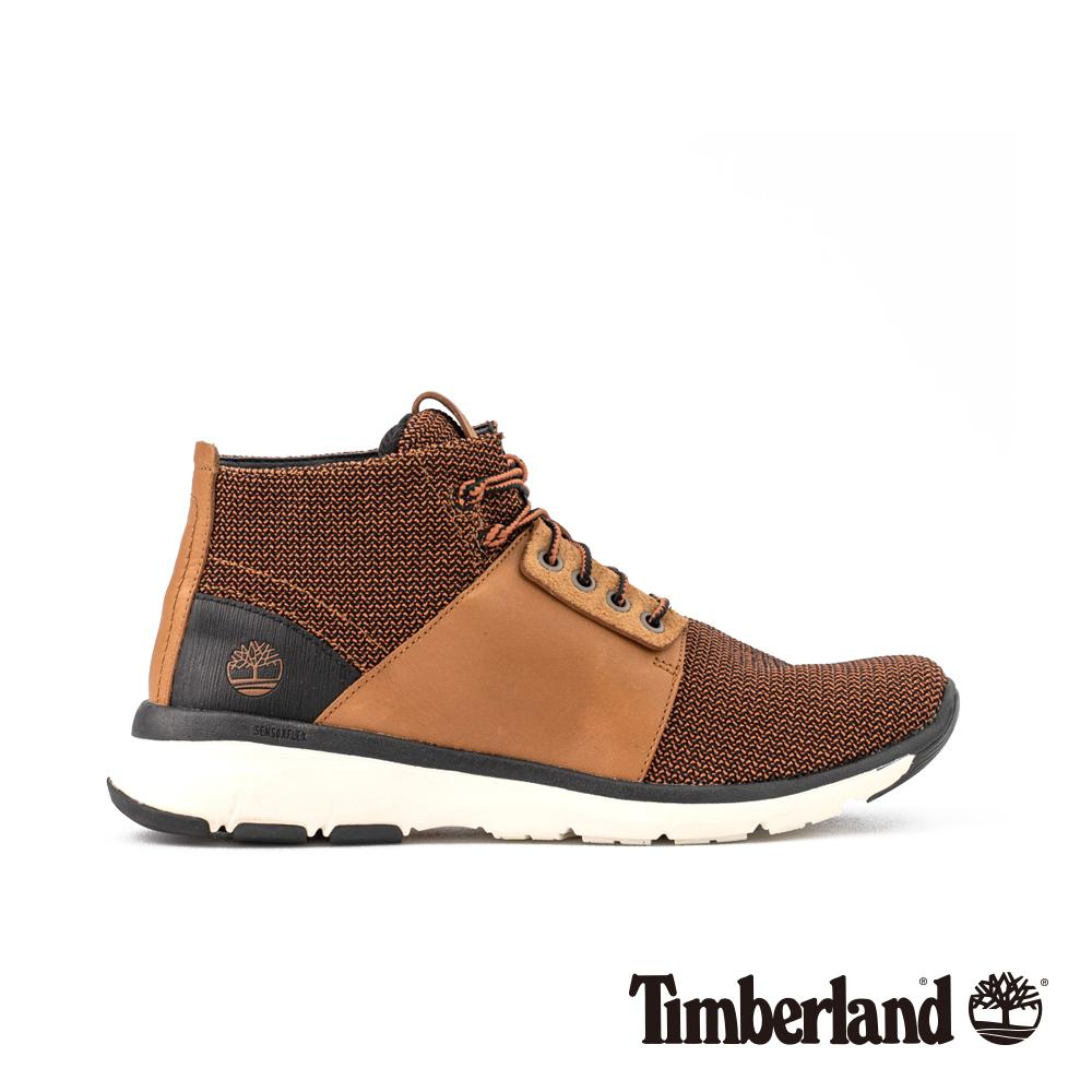 Timberland 男款咖啡全粒面皮革Altimeter運動靴|A1SCA @ Y!購物