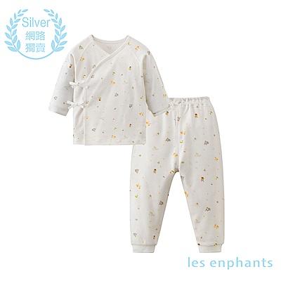 les enphants 莫代爾系列六條帶套裝(白色)