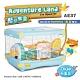 Alice - 歷奇樂園 加大豪華鼠籠 AE37藍(倉鼠籠/小鼠籠) product thumbnail 1