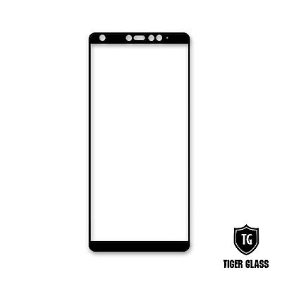 T.G HTC U19e 全包覆滿版鋼化膜手機保護貼(防爆防指紋)