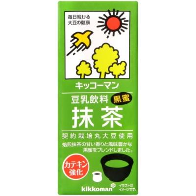 龜甲萬 龜甲萬豆乳-抹茶風味(200ml)