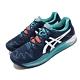 Asics 網球鞋 Gel-Resolution 8 運動 男鞋 亞瑟士 緩衝 耐磨 球鞋 舒適 輕量 藍 白 1041A079401 product thumbnail 2