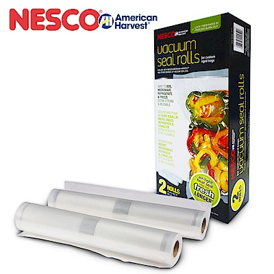 NESCO 真空包裝袋 捲裝二入 VS-04R