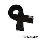 Timberland 女款黑色長版圍巾 A1EGL