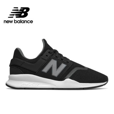 New Balance 復古鞋_黑色_MS247FF-D楦
