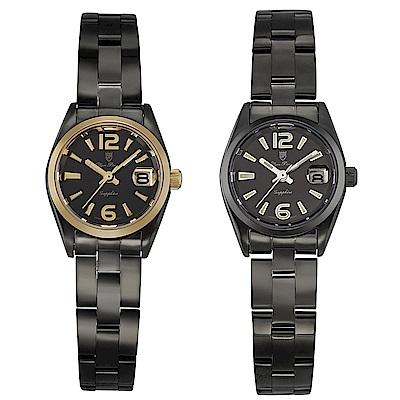 OlymPianus奧柏表 絕色時尚石英腕錶