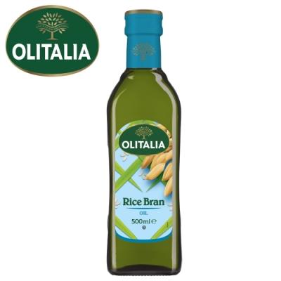 Olitalia奧利塔玄米油500ml