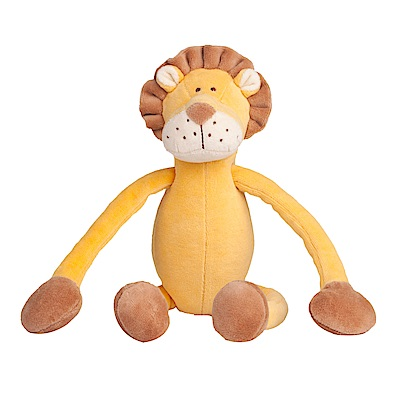 miYim有機棉瑜珈娃娃-里歐獅子