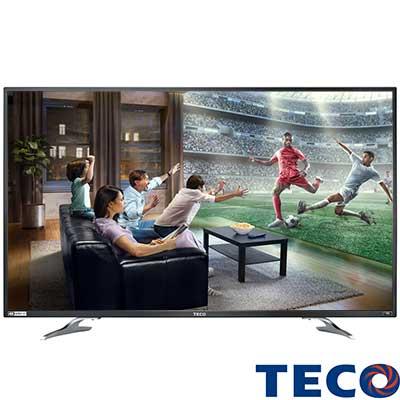 [無卡分期-12期]TECO東元 50吋 真4K 液晶顯示器 視訊盒TL50U1TRE