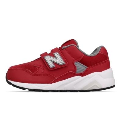 NEW BALANCE  中大童休閒鞋-紅-YV580ERG-W