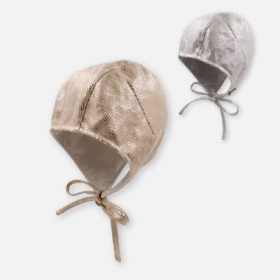 WHY AND 1/2 造型綁帶遮耳帽 多色可選