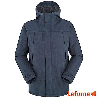 Lafuma 男 ALTHA WARM 防水保暖外套 黑藍 LFV112076112