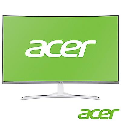 acer ED322Q A 32型 VA 曲面電腦螢幕