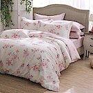 MONTAGUT-優雅莊園-200織紗精梳棉薄被套床包組(雙人)