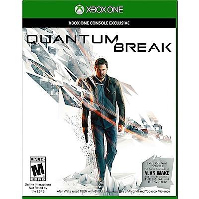 量子裂痕 Quantum Break -XBOX ONE 中英文美版