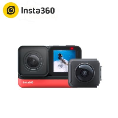 Insta360 ONE R 雙鏡頭套組 (公司貨)