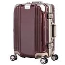 日本LEGEND WALKER 5509-48-19吋 登機箱 胭脂紅