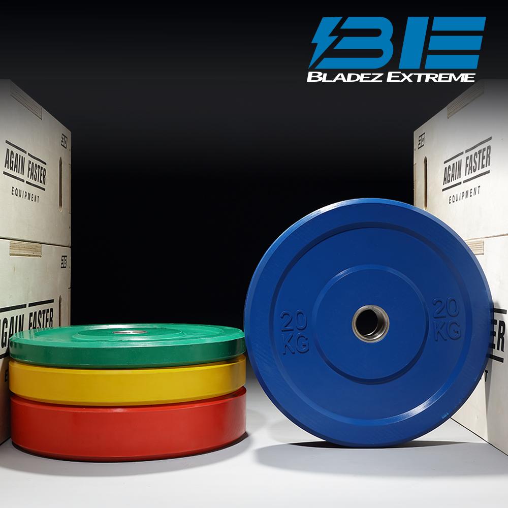 【BE】OR5-5KG奧林匹克舉重槓片-兩入組