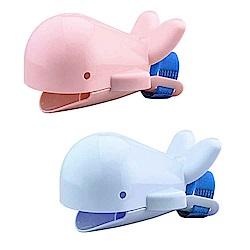 兒童 寶寶 洗手用 立體鯨魚水龍頭加長接水器 水龍頭延伸器