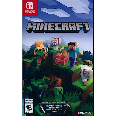 我的世界 Minecraft - NS Switch 中英日文美版