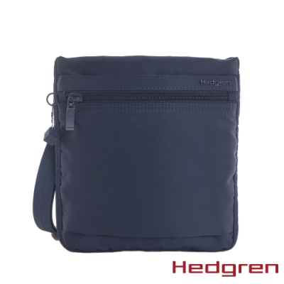 【Hedgren】經典藍輕旅行側背包-HIC112