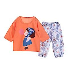 baby童衣 兒童睡衣套裝家居服夏季短袖短褲 88112