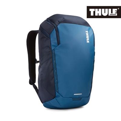 THULE-Chasm 26L筆電後背包TCHB-115-藍黑