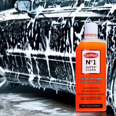 CarPlan卡派爾 No.1炫幻鍍膜車洗車精