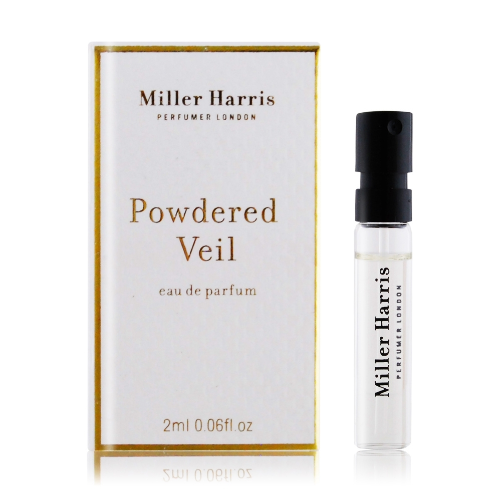 Miller Harris Powdered Veil琥珀縭紗淡香精2ml EDP針管香水