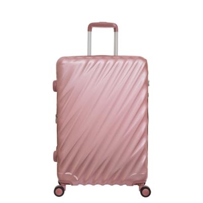 【OUTDOOR】VIGOR-24吋拉鍊箱-珠光粉紅 OD1671B24PK
