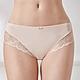 黛安芬-輕塑美型中腰三角內褲 M-EEL 蜜桃粉 product thumbnail 1