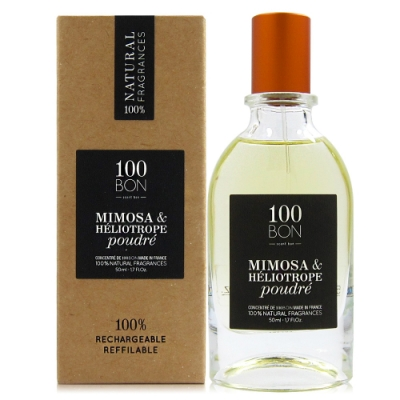 100BON CONCENTRE MIMOSA EDP 含羞草&洋茉莉香精 50ml