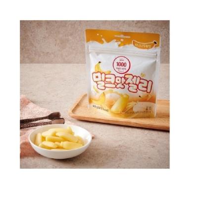 【Only Price】香蕉牛奶風味軟糖60g