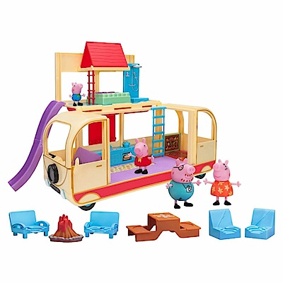Peppa Pig 粉紅豬小妹 - 豪華露營車