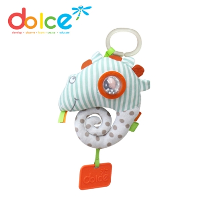 Dolce 法國 感統玩偶 甜夢系列-捲尾巴克米里昂