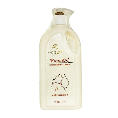 澳洲G&M 鴯鶓霜 Emu Oil Cream 500g