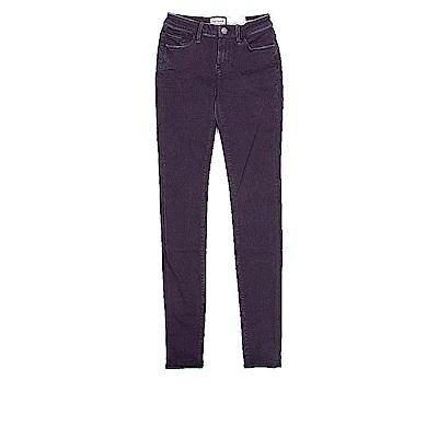 Timberland 女款紫色Crystal Lake緊身牛仔色褲|A1QTL