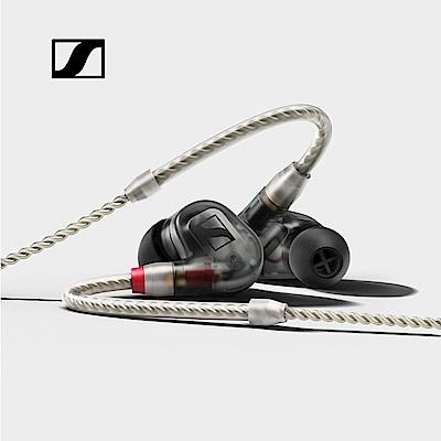 Sennheiser IE 500 PRO 專業入耳式監聽耳機(霧黑/透明 兩色可選)