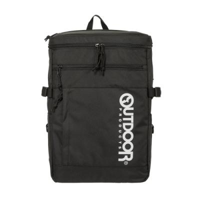 【OUTDOOR】風格前線-15.6吋筆電後背包-黑色 OD101110BK