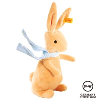 STEIFF德國金耳釦泰迪熊  Orange Crazy Rabbit    橘色(瘋狂兔系列)