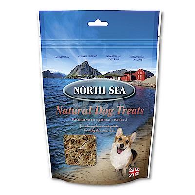 即期良品 /《北海》英式潔牙零食、鱈魚皮粒、100g*2入