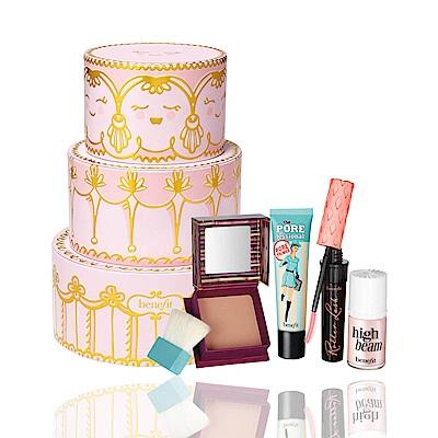 benefit 嘖嘖稱齊完美粉紅彩妝盒