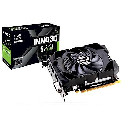 映眾顯示卡Inno3D GeForce GTX1050 3GB GDDR5 Compat