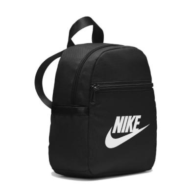 Nike 後背包 Futura 365 Backpack 女款 NSW 運動休閒 外出 小包 雙肩背包 黑 白 CW9301010