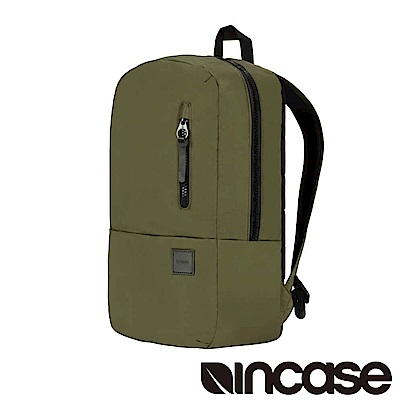 INCASE Compass Backpack 15吋 輕巧飛行尼龍筆電後背包 (軍綠)