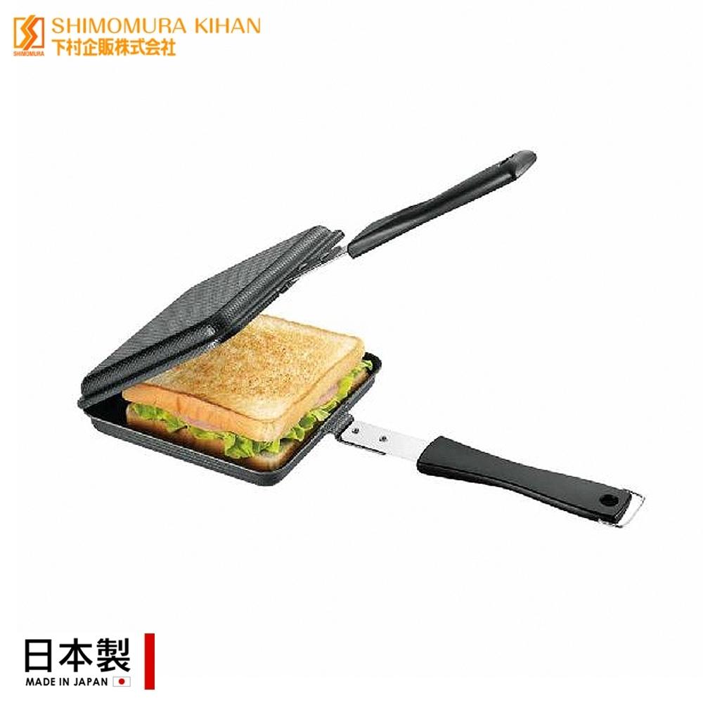 日本下村工業 日本製雙面吐司烤盤