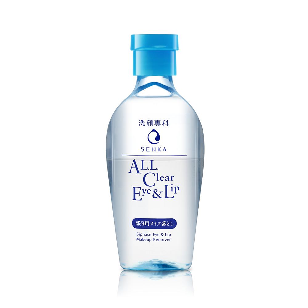 洗顏專科 超微米淨透眼唇卸粧液150mL