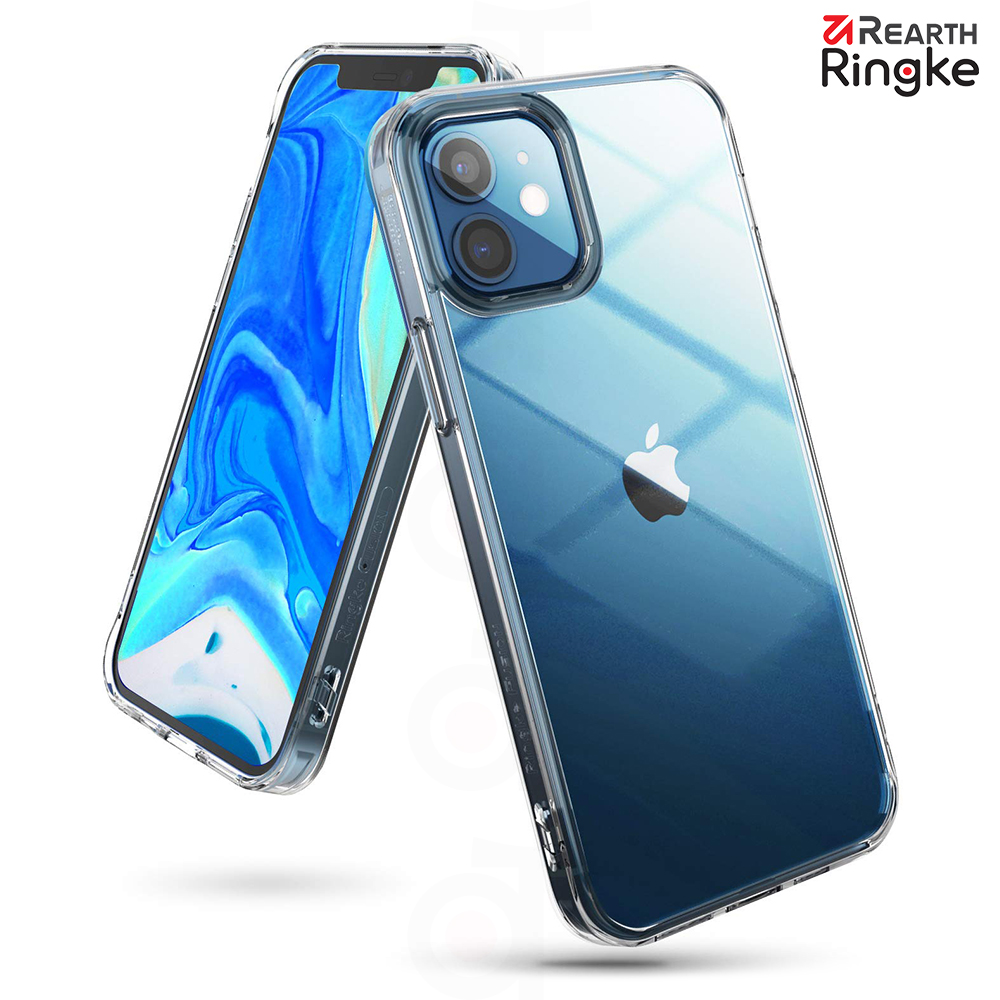 【Ringke】Rearth iPhone 12 / 12 Pro [Fusion] 透明背蓋防撞手機殼