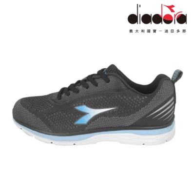 Diadora 女輕量慢跑鞋 灰 DA9AWR7018