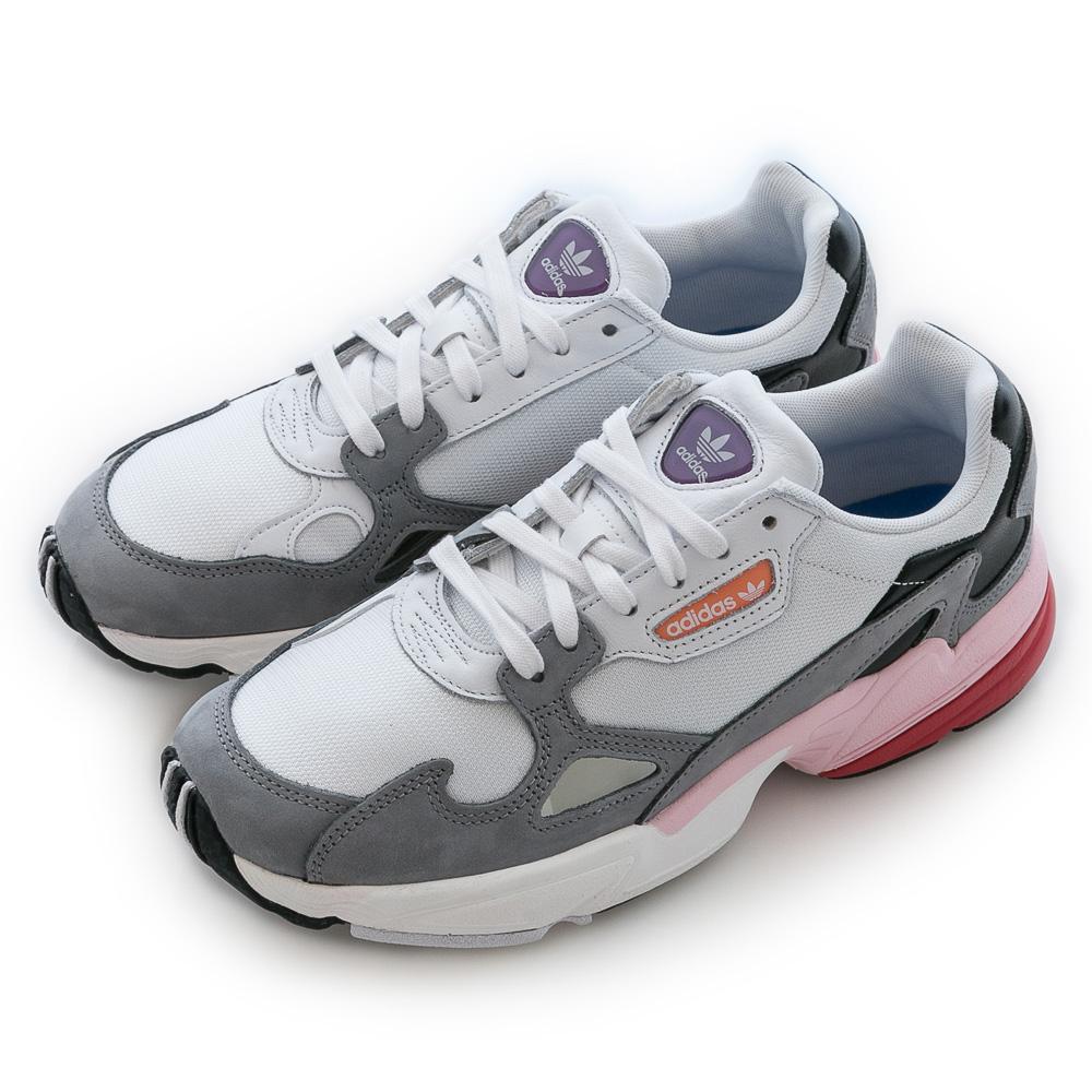 Adidas FALCON W-經典復古鞋-女